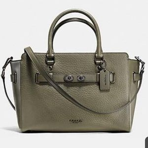 Coach BLAKE CARRYALL  LEATHER SURPLUS CB
